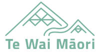 Te Wai Māori Logo