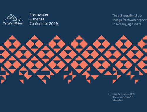 Whakawātea ngā rangi: Te Wai Māori Freshwater Fisheries Conference