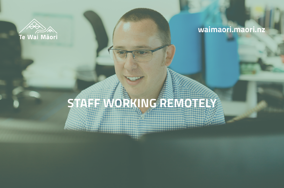 Tari closed – staff working remotely