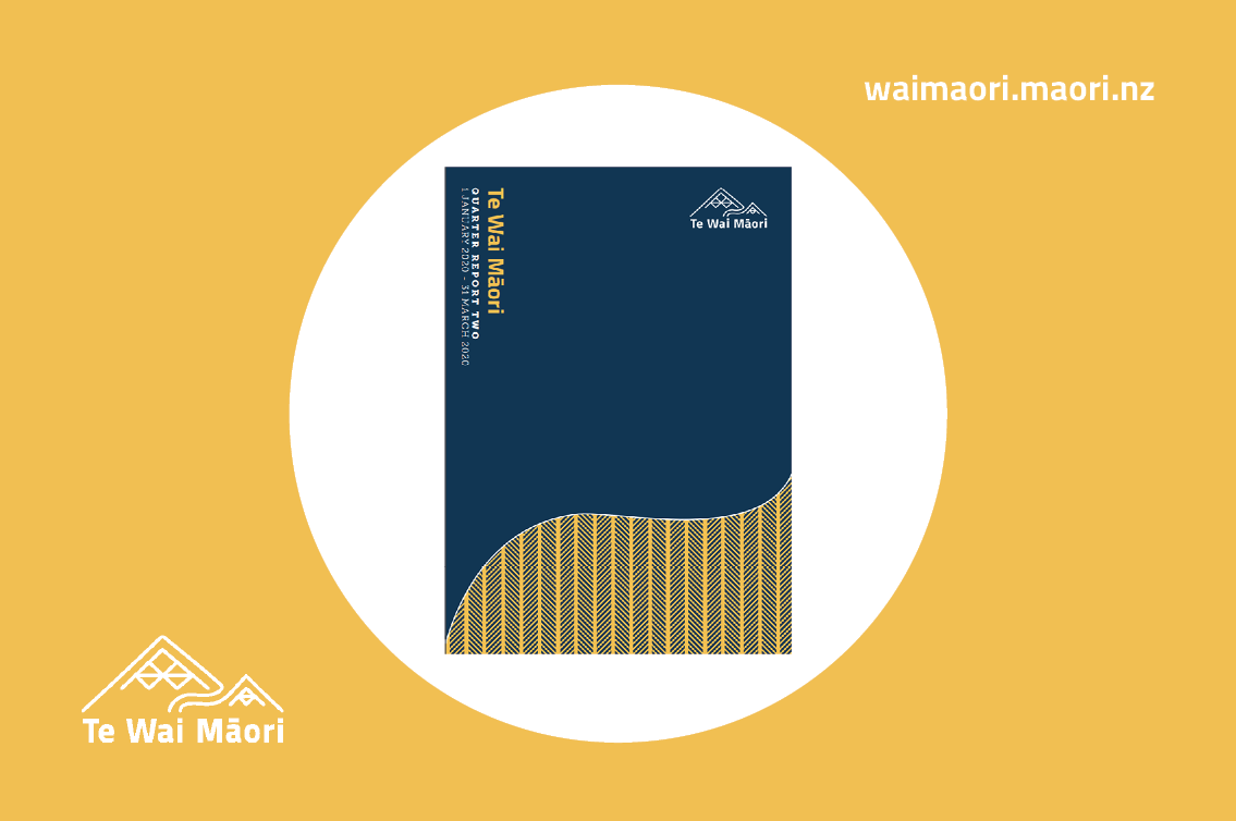 Te Wai Māori report for Q2