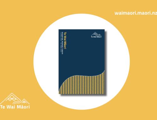 Te Wai Māori Third Quarter Report out now